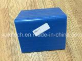 Protetor de canto plástico para a carga que chicoteia a cinta