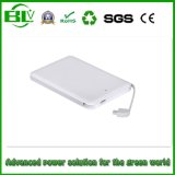 Nouvel OEM 2015 de la berge 2500mAh de Promotional Gift Items Ultra Slim Name Card Credit Card Power