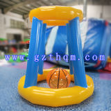 Stand gonflable de basket-ball/jeu gonflable de sport de basket-ball