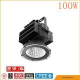 LEDの産業および採鉱ランプの屋内照明100W LED鉱山ライト