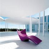 유리제 강철 옥외 의자