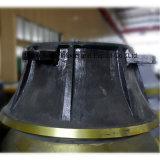 Kegel-Zerkleinerungsmaschine-haltbarer Teil-Umhang und konkav
