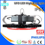 30deg/60degの100-200W UL Approved UFO High Bay
