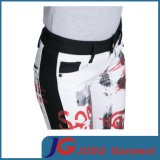 Women Printing Skinny Pants (JC1347)
