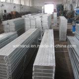 Безопасная прочная стальная планка в лесах
