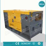 60kVA Weichai Soundproof Diesel Generator