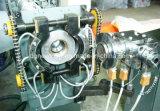 Línea de la protuberancia de cable Xj-30+25 para el cable que hace espuma del producto químico
