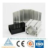 Profil en aluminium d'OEM d'ODM pour la décoration et le Construsion
