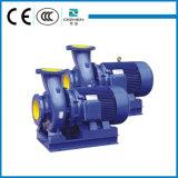 Lärmarme ISW horizontale Rohrleitung-Schleuderpumpe des Hochleistungs--