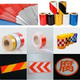 Reflektierendes Material für temporäre Sicherheits-Zeichen