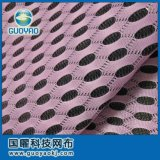 Ткань сетки воздуха тона 3D тюфяка 2, ткань Pointelle