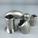 Conexiones para tubos de acero inoxidable 90d Lr codo (KT0358)