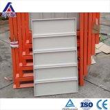 Estante de múltiples niveles vendedor caliente del almacenaje de la placa de acero