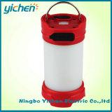 Usb-nachfüllbare/trockene batteriebetriebene Zelt-Leuchte