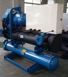 ネジ式水によって冷却されるより冷たい水スリラーシステム