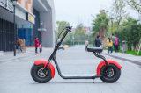 Motocicleta elétrica do estilo novo do projeto 2016