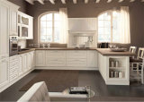 Cozinha de madeira maciça de estilo tradicional Classic Sharker