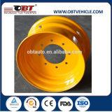 Borde de la rueda del excavador de la excavadora del neumático de OTR con alto rendimiento