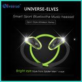 Fone de ouvido sem fio novo Bluetooth Earbud estereofónico do esporte para o iPhone Samsung
