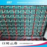 P10 Полноцветный Наружная реклама Светодиодный дисплей на Стоянка