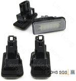 2X 18SMD ninguna lámpara de la matrícula del error LED para el Benz W203 5D W211 4D 03~09