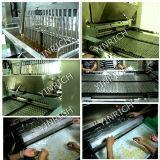 사탕 기계 PLC 통제 (GD1000)를 가진 완전한 딱딱한 사탕 예금 선