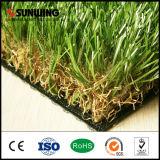 [لوو بريس] اللون الأخضر طبيعيّ [بّ] اصطناعيّة عشب حصيرة عشب أرضيّة حصيرة