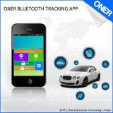 Het Alarm van de Auto van Bluetooth met GPS voor Volledige Veiligheid wordt gecombineerd die