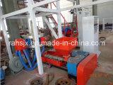 Máquina polivinílica de alta velocidad del estirador de la película del bolso (SJ60-1000H)