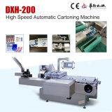 Automática de alta velocidad del cartón de embalaje y sellado de la máquina