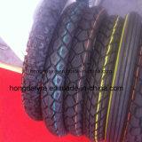 Modelo caliente de la venta del neumático 2.75-17/3.00-17/3.00-18 del neumático de la motocicleta/de la motocicleta