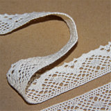 Spätestes Cotton Fabric Lace für Garment Accessories