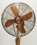 Antiker Ventilator-Ventilator-Fußboden Ventilator