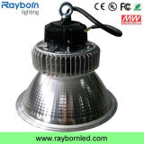 높은 Power Industrial Lamp 100W LED High Bay Light Fixture
