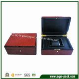Solo rectángulo de reloj de madera personalizado para la venta