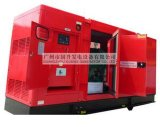 200kVA Waterkoeling AC 3 Diesel van de Fase Geluiddichte Generator