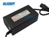 Cargador de batería del vehículo eléctrico de Suoer 48V 20A para la batería de plomo (MB-4820A)