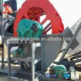 Rondella della sabbia della macchina della lavata della sabbia della rotella