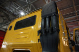 Exploitation neuve de camion à tombereau/benne basculante de Kingkan 8X4