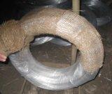 Bwg 22 de Gegalvaniseerde Uitvoer Saudi-Arabië van de Binddraad 8kgs/Roll van het Ijzer