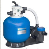 Fische Farming Shallow Sand Filter Tank für Circulating Water Treatment