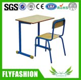 Bureau simple durable de mobilier scolaire et Chait (SF-37S)