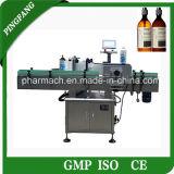 Автоматическая машина для прикрепления этикеток бутылки, ярлык продукта, печатание ярлыка продукта