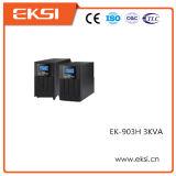 UPS en ligne à haute fréquence de 96V 3kVA avec l'affichage à cristaux liquides