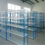 Racking médio/prateleiras do dever do painel ajustável do aço do armazém