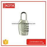 Serratura in lega di zinco di numero della serratura dei bagagli di combinazione