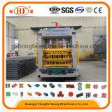Automatischer hydraulischer Betonstein-hohe Produktivität-Maschine