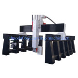 Precio de talla de madera de la máquina del CNC de barato 5 ejes (JC3030)