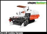 Moissonneuse de cartel modèle de riz de Kubota avec l'engine 85HP aux Philippines