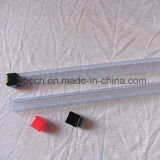 Duidelijke Plastic Verpakkende Buis voor Magneet